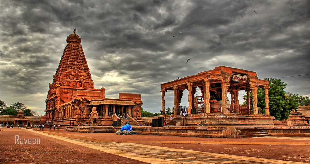 thanjavur tourist places