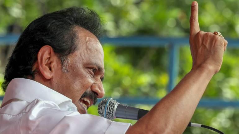 election DMK